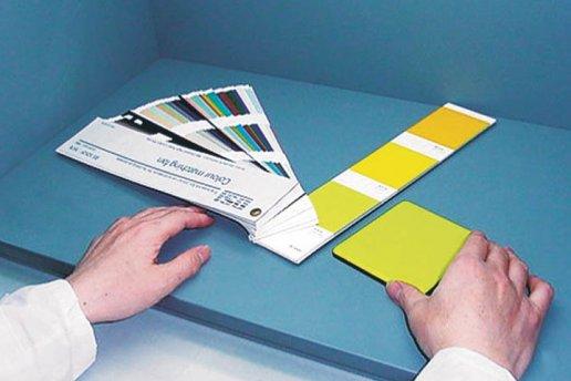 VETOP Vitreous Enamel Advantages - Color