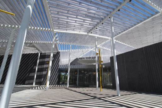 Metal Art Ceiling-Jan Shrem And Maria Manetti Shrem Museum