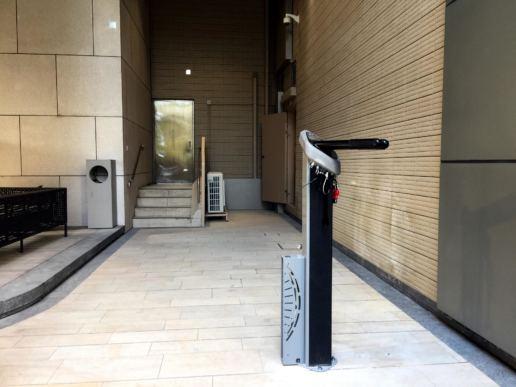 戶外傢俱英國單車停泊庫及維修架 - 將軍澳物業住宅