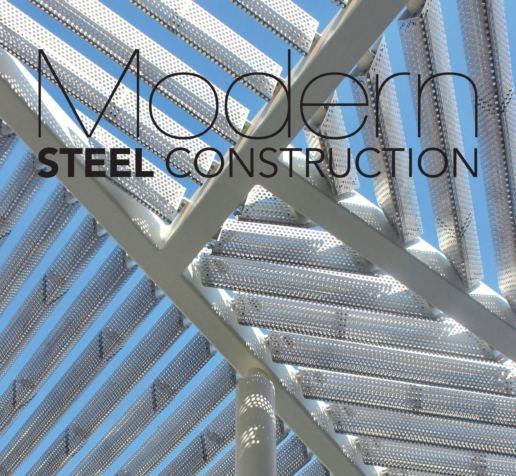 加利福尼亞州藝術博物館 - Modern Steel Construction