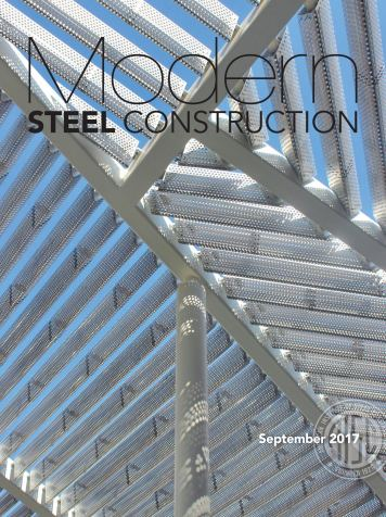 加利福尼亞州藝術博物館 - Modern Steel Construction Magazine